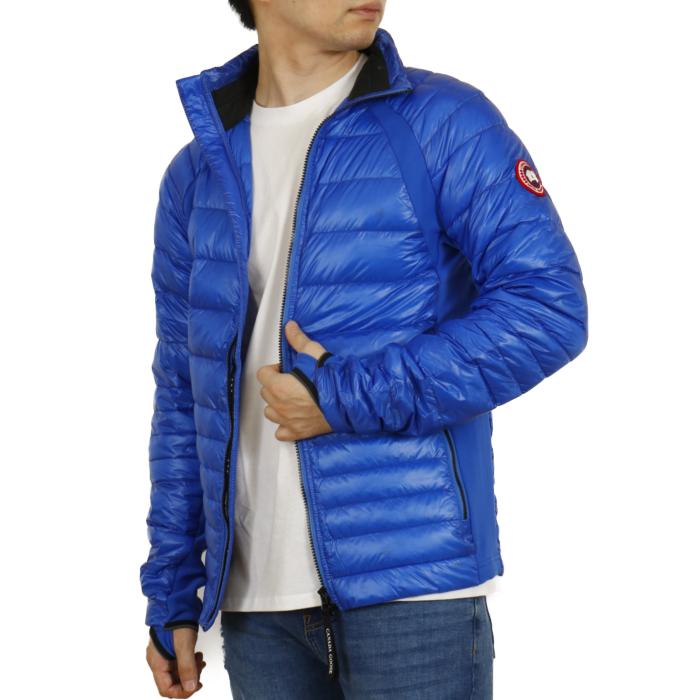 カナダグース CANADA GOOSE メンズ ダウンジャケット HYBRIDGE LITE JACKET QUILTED ハイブリッジライトジャケット 2714MPB  ブルー【BLUE】