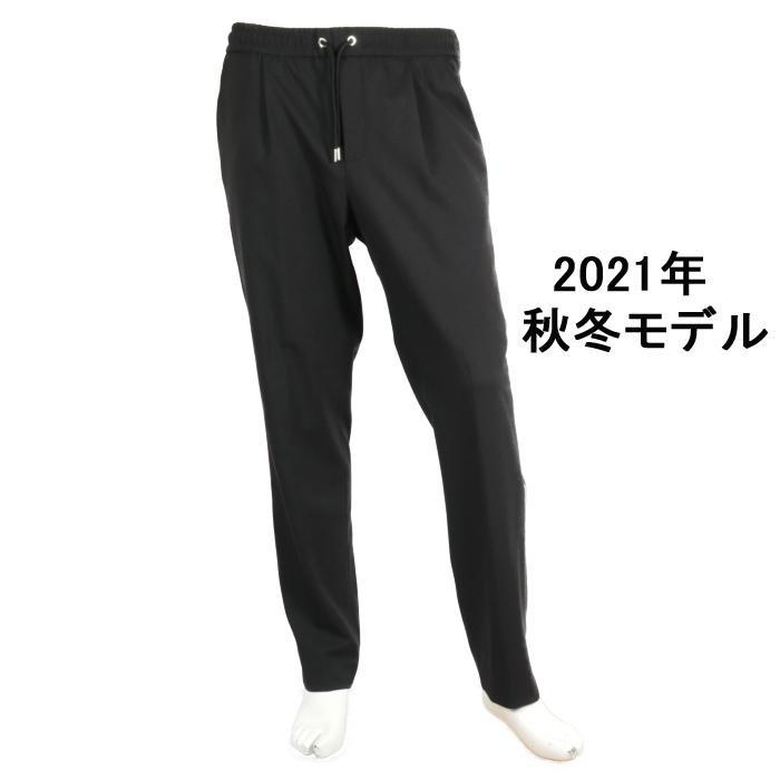 モンクレール MONCLER メンズ パンツ 2A00021 2A00021 595LV 999 ブラック【BLACK】