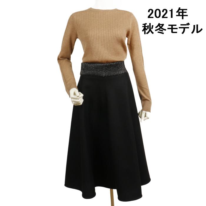 【送料無料!】モンクレール MONCLER レディース スカート 2D00009 2D00009 549FX 999 ブラック【BLACK】