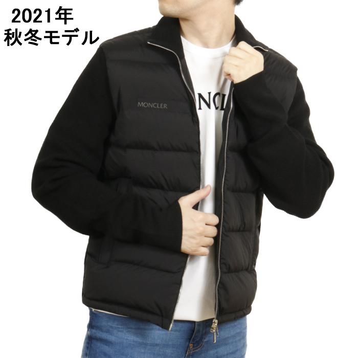 モンクレール MONCLER メンズ ダウンジャケット 9B00011 9B00011 M1122 999 ブラック【BLACK】