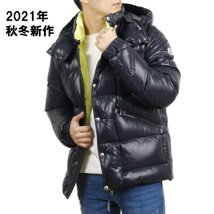モンクレール MONCLER メンズ ダウンジャケット COUTARD 1A00041 68950 742 ネイビー【NAVY】