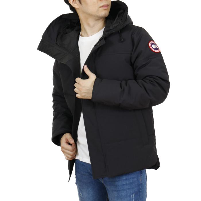 カナダグース CANADA GOOSE メンズ ダウンジャケット MACMILLAN PARKA マクミランパーカ 3804M  ネイビー【NAVY】 サイズ【M】