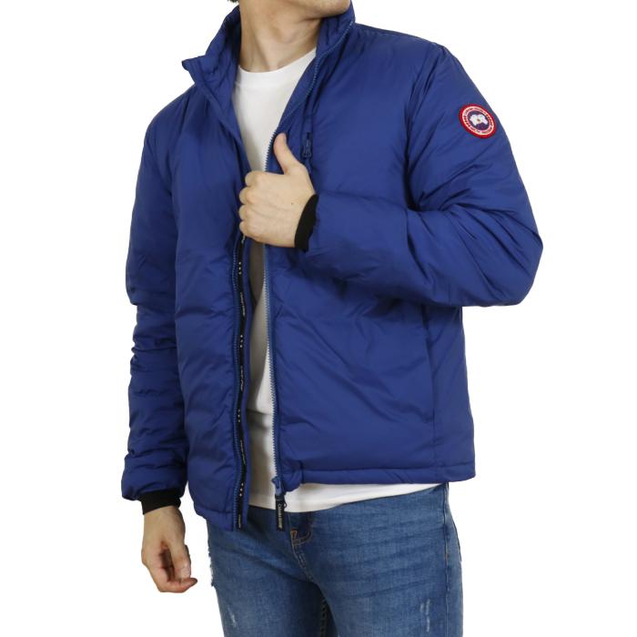 カナダグース CANADA GOOSE メンズ ダウンジャケット LODGE JACKET ロッジジャケット 5079M  ブルー【BLUE】 サイズ【S】