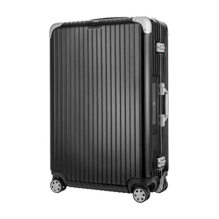【お取り寄せ】リモワ RIMOWA スーツケース リンボ 882.77.50.5 98L 7.0kg 電子タグ ブラック 7泊~10泊目安 TSAロック 4輪 機内持ち込み不可