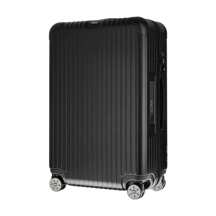 【お取り寄せ】リモワ RIMOWA スーツケース サルサ 811.73.32.5 87L 5.1kg 電子タグ ブラック マット 7泊~10泊目安 TSAロック 4輪 機内持ち込み不可