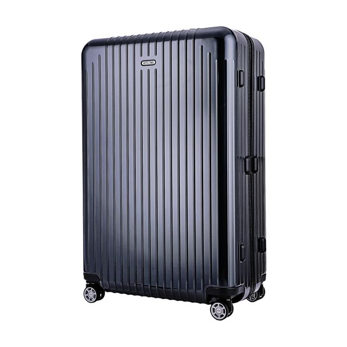【お取り寄せ】リモワ RIMOWA スーツケース サルサエアー 820.73.25.4 91L 3.8kg 電子タグ ネイビー ブルー 7泊~10泊目安 TSAロック 4輪 機内持ち込み不可