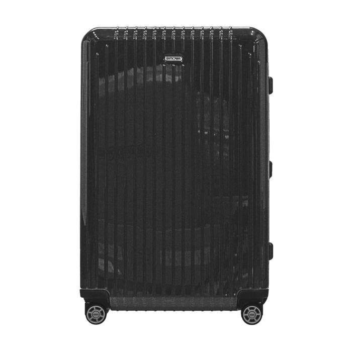 【お取り寄せ】リモワ RIMOWA スーツケース サルサエアー  820.90.05.4 80L 3.2kg 電子タグ カーボン グレイ マット 7泊~10泊目安 TSAロック 4輪 機内持ち込み不可