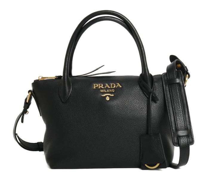 PRADA プラダ ハンドバッグ ショルダーバッグ 1BA111 2BBE F0002 NERO ブラック レディース