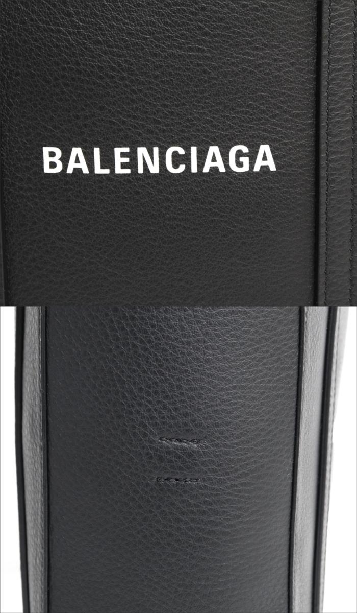 バレンシアガ BALENCIAGA トートバッグ EVERYDAY TOTE XS 551810 D6W2N 1000 ブラック レディース
