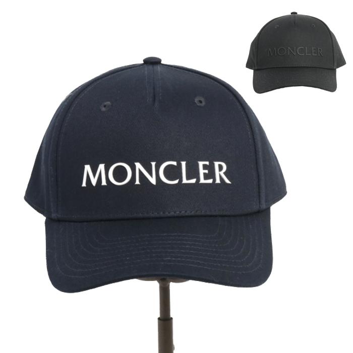 モンクレール MONCLER ベースボールキャップ 3B00014 04863 メンズ レディース
