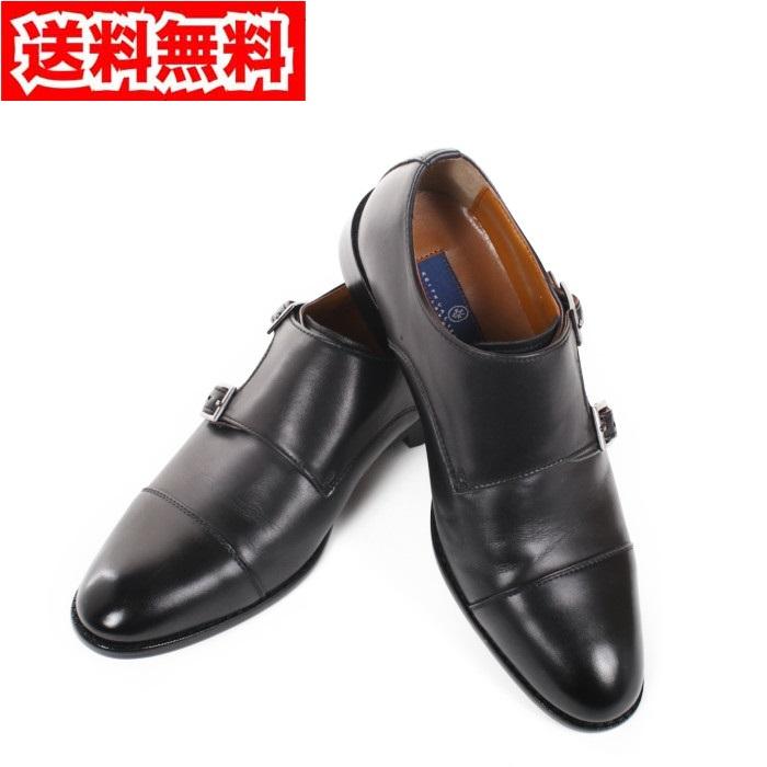 キースバリーKV-065BKブラックサイズ25.0紳士靴【KEITHVALLERBK】