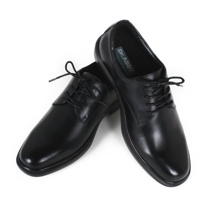 ドクターアッシーDR-6046BKブラックサイズ255紳士靴【Dr.ASSYBK】