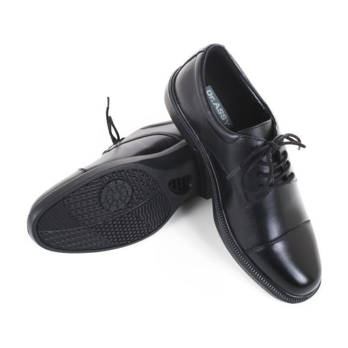 ドクターアッシーDR-6047BKブラックサイズ250紳士靴【Dr.ASSYBK】