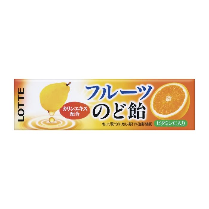 ■ロッテ フルーツのど飴 11粒入り
