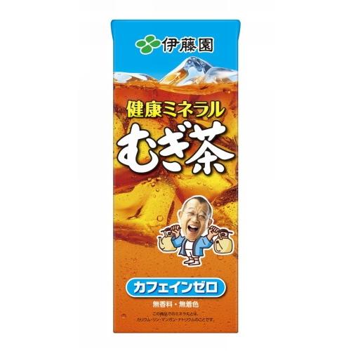 伊藤園 健康ミネラル麦茶 250ml