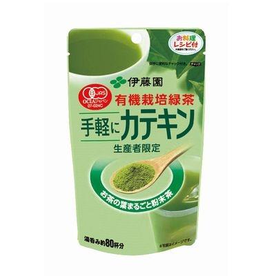 伊東園日本茶日本茶粉末伊藤園手軽にカテキン40g
