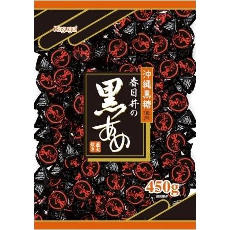 ■春日井 黒あめ   450g