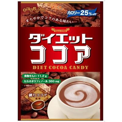 ■扇雀飴本舗 ダイエットココア飴 80g