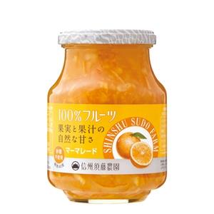 スドー 100%フルーツ ママレード 430g