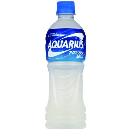 コカ・コーラ アクエリアス 500ml