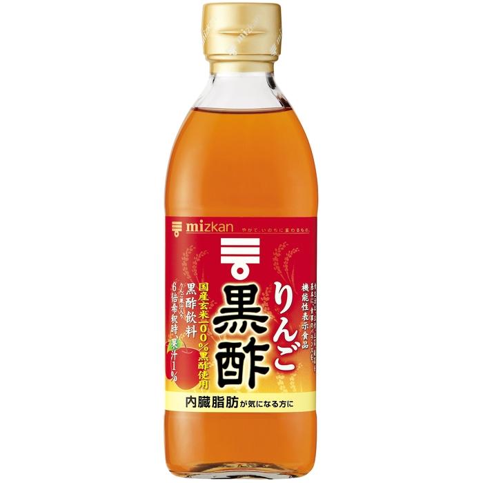 ■ミツカン りんご黒酢 500ml