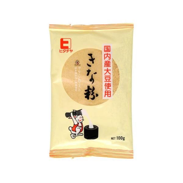 常陸屋国内産大豆使用きな粉100g