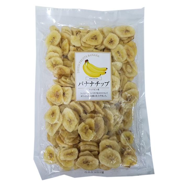 バナナチップ350g