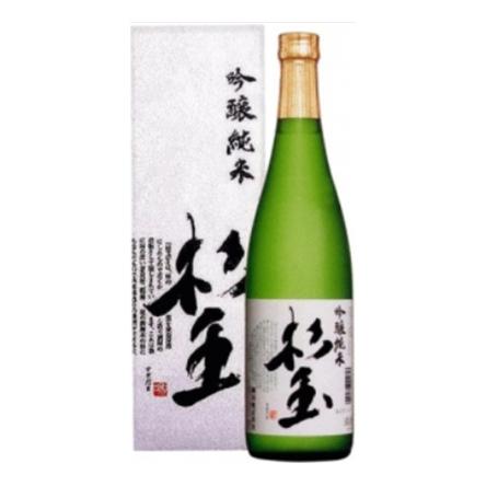 【TAKEYAスマイル便 対象品】桃川杉玉吟醸純米酒720mlお酒酒