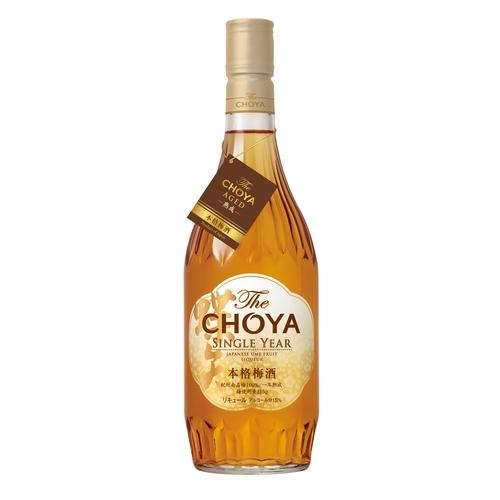 【TAKEYAスマイル便 対象品】梅酒ザ・チョーヤシングルイヤー720mlお酒酒