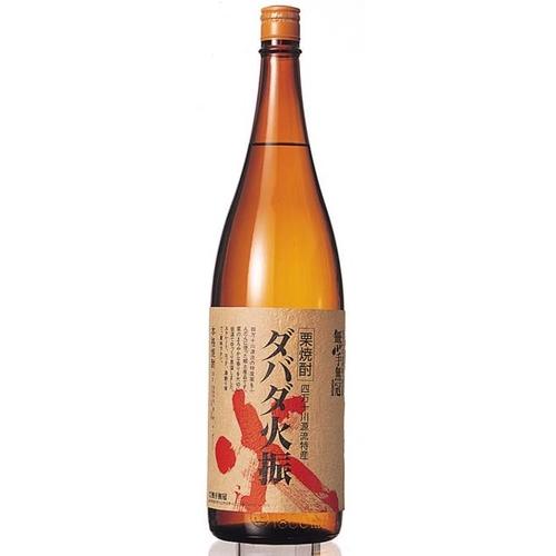無手無冠 ダバダ火振25度 1800ml お酒 酒