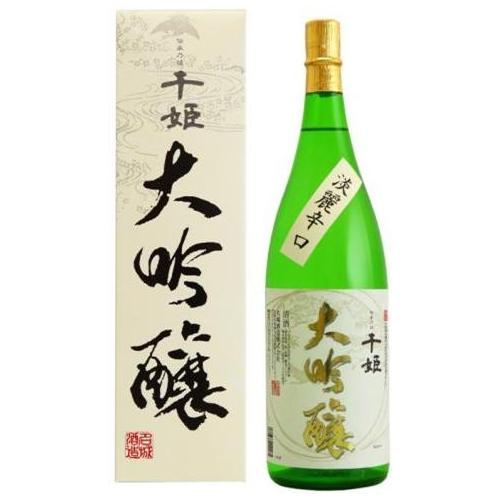 名城 千姫 大吟醸  1800ml お酒 酒