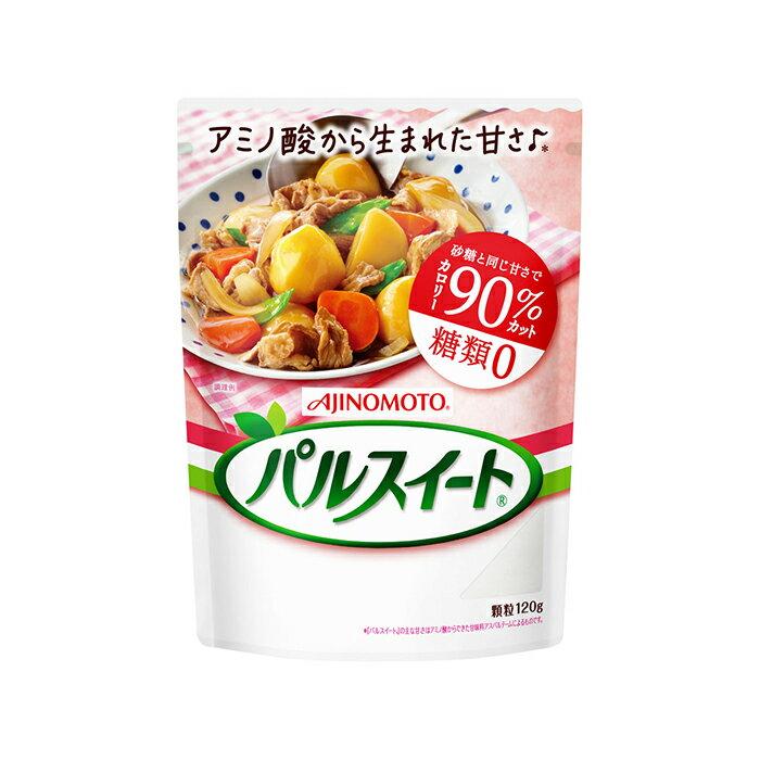 味の素パルスイート顆粒120g点AJINOMOTO砂糖甘味料低カロリー