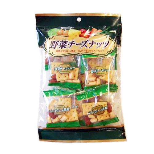 ナッツ その他ナッツ類 野菜チーズナッツ 10袋