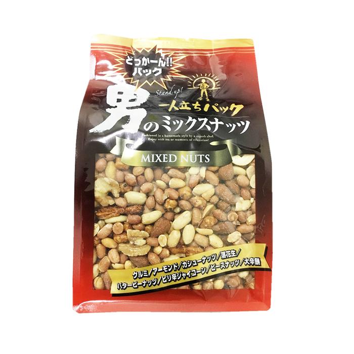 ナッツ その他ナッツ類 男のミックスナッツ 750g