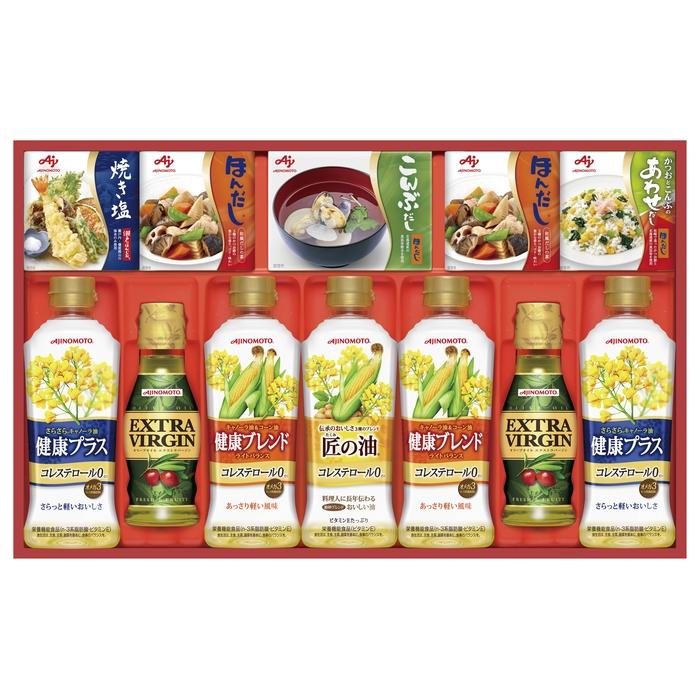 【送料無料】413 味の素 バラエティ調味料ギフト<CSA-50N>【御中元】【お中元】【夏ギフト】
