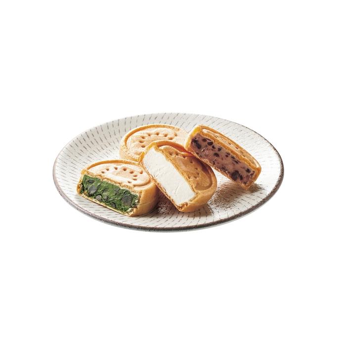 【送料無料】137 谷常製菓 生クリーム最中<TNCM-9>【御中元】【お中元】【夏ギフト】