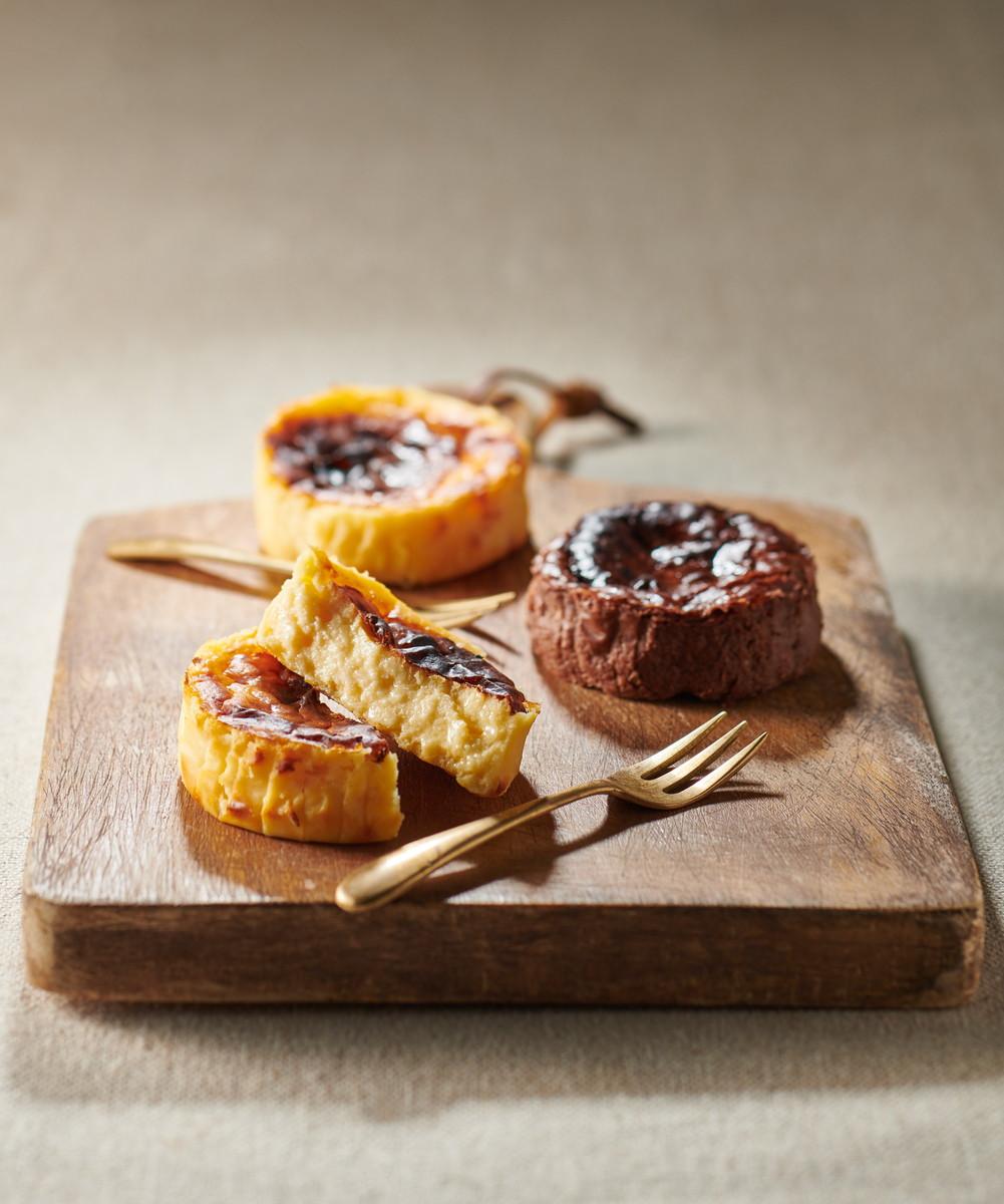 【送料無料】申込番号105* みれい菓 バスクチーズケーキセット<MBC-06>【お中元】【御中元】【夏ギフト】