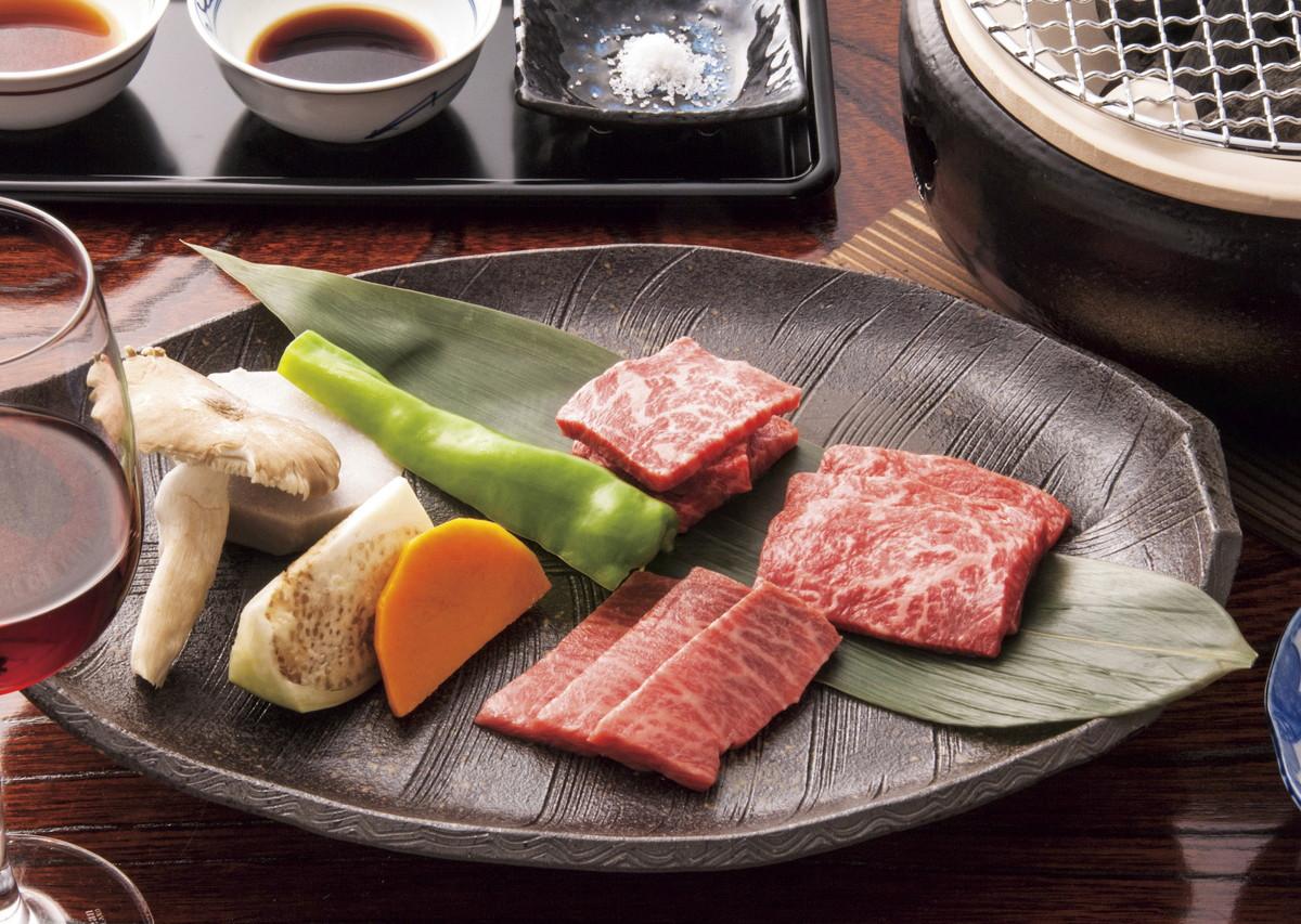 【送料無料】申込番号204* 松坂牛 焼肉用<MAY-101F>【お中元】【御中元】【夏ギフト】