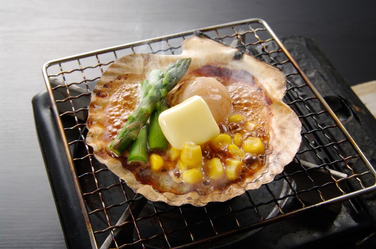 【送料無料】申込番号321* 北海道産 帆立バター焼きセット<242>【お中元】【御中元】【夏ギフト】