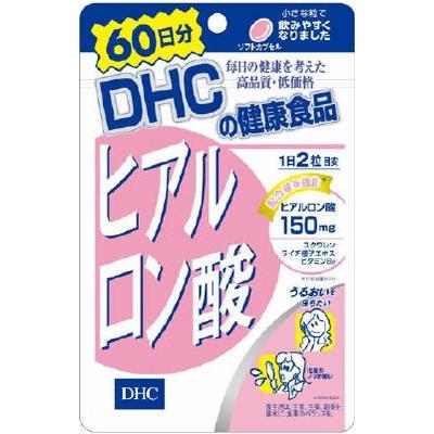 ディーエイチシー DHCヒアルロン酸60日分