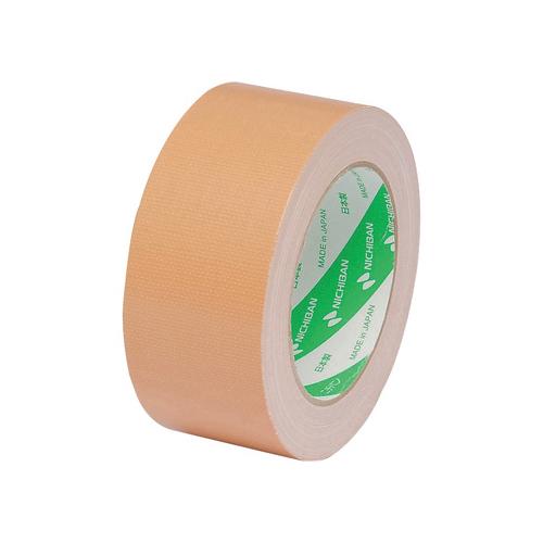 レターパックプラス・代引不可 送料無料 ニチバン 布粘着テープ 50mm×25m NO.123 布テープ ガムテープ NICHIBAN