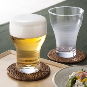 東洋佐々木ガラス泡立ちグラスのどごし310ml【ビアグラス・日本製】