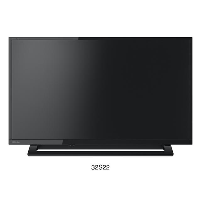 東芝32V型LED液晶テレビ32S22TOSHIBAREGZA
