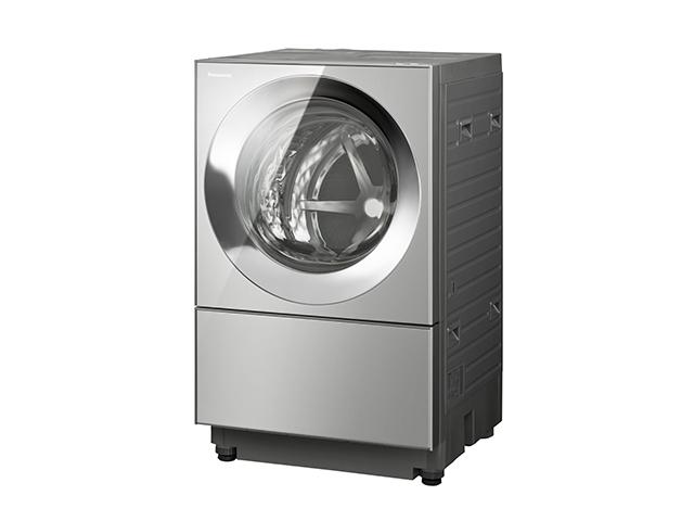 基本設置無料 東京23区近郊限定配送 パナソニック ななめドラム洗濯乾燥機 NA-VG2400L-X 10kg 左開き プレミアムステンレス