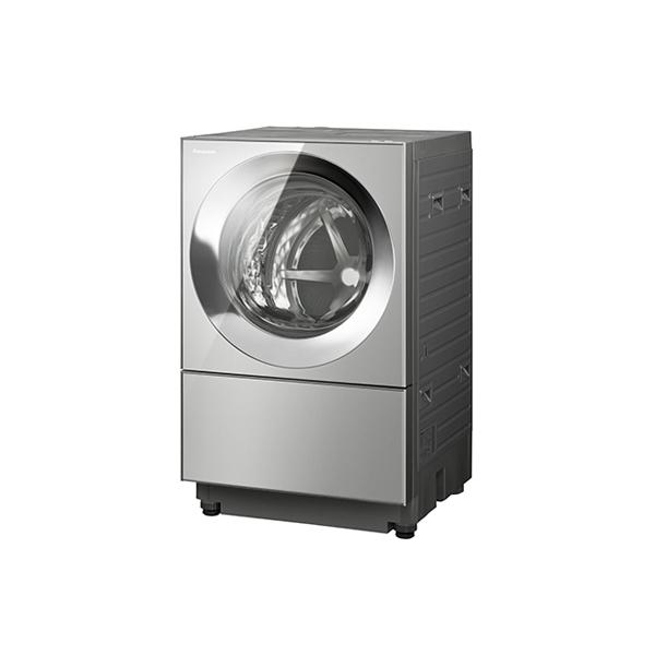 基本設置無料 東京23区近郊限定配送 パナソニック ななめドラム式洗濯乾燥機 NA-VG2400R-X キューブル 10kg 右開き プレミアムステンレス