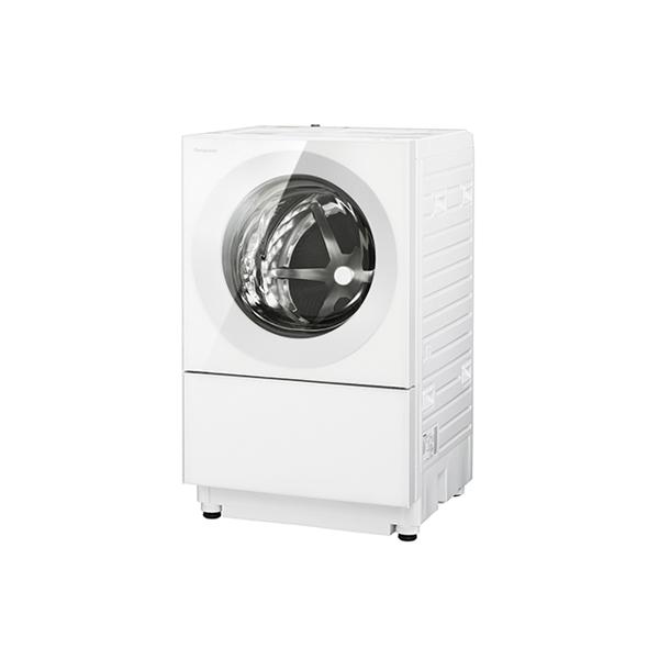 基本設置無料 東京23区近郊限定配送 パナソニック ドラム式洗濯乾燥機 NA-VG740R-W キューブル 7kg 右開き マットホワイト