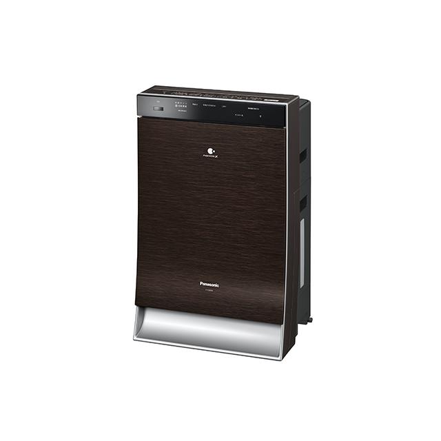 パナソニック加湿空気清浄機F-VXS90-TM木目調panasonic~40畳|ナノイーX花粉ハウスダスト