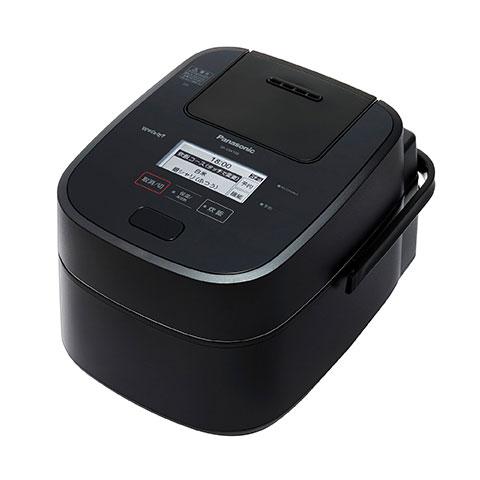 パナソニックスチーム&可変圧力IHジャー炊飯器5.5合炊きWおどり炊きSR-VSX100-Kブラック