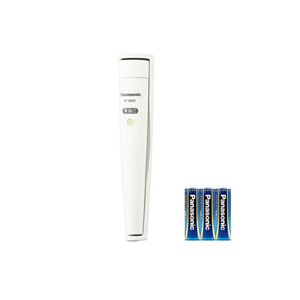 パナソニック乾電池エボルタNEO付きLED常備灯BF-BE01N-Wホワイト