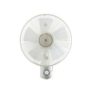 山善ひも式壁掛け式扇風機YWS-J306W